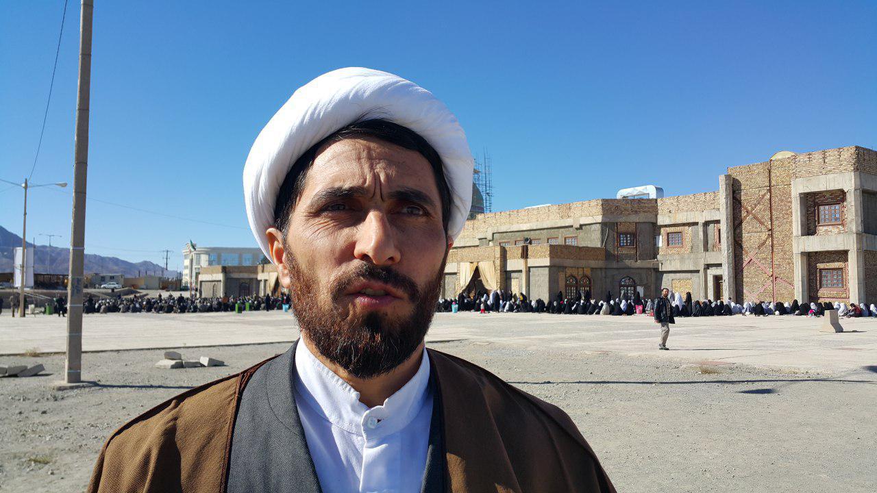 حجت الاسلام ابراهیم امینی مهر