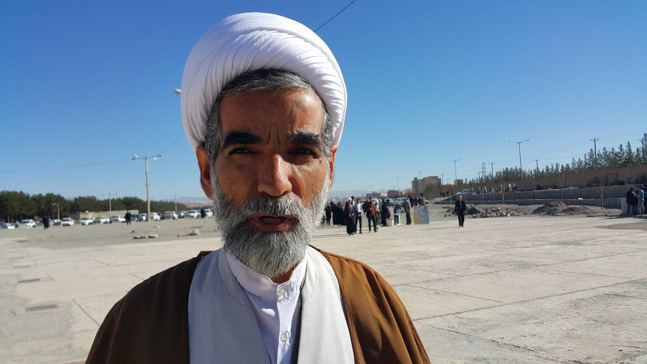حجت الاسلام ابراهیم سبزه کار