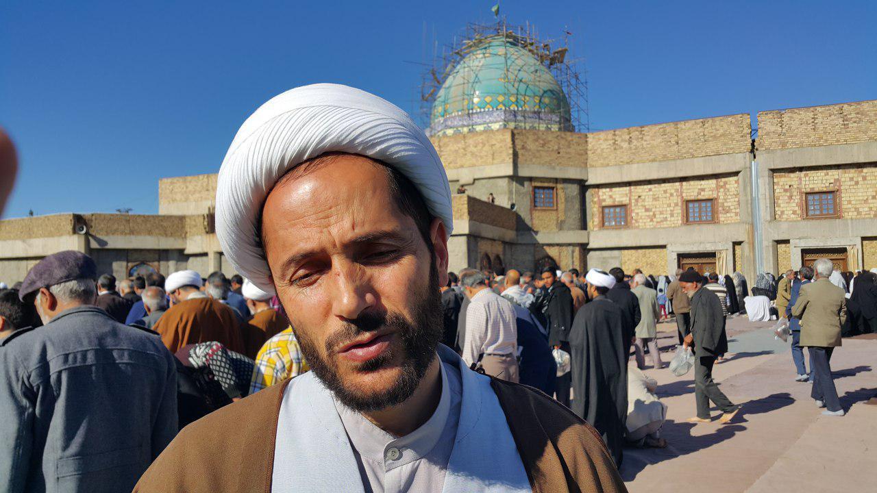 حجت الاسلام مختاری نی