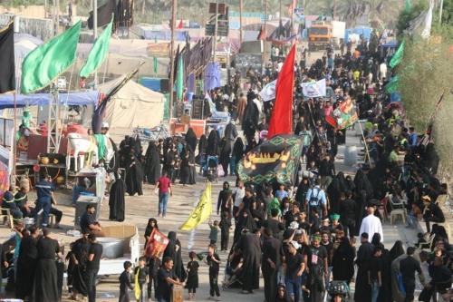 عکس راهپیمایی اربعین